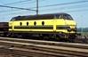 6264  Antwerpen  11.05.91 (w. + h. brutzer) Tags: antwerpen 62 eisenbahn eisenbahnen train trains railway diesellok dieselloks belgien lokomotive locomotive zug sncb webru analog nikon