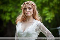Bride in Spring (Laura K Bellamy) Tags: wedding weddings bride bridals woman portraits