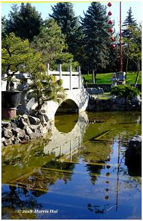 Reflection - Buddhist Temple XP7681e