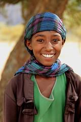 Tigrinya girl (woutermaes) Tags: ethiopia tigray people portrait
