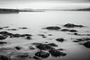 Misty Culkein (amcgdesigns) Tags: andrewmcgavin assynt culkeinsept2013 culkeinstoer northwest lochinver scotland unitedkingdom gb seascape sea longexposure rocks quinag pier 10stopfilter hitechprond eos7d culkein water slowshutterspeed