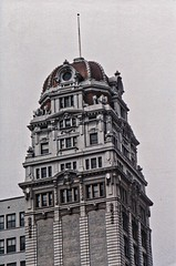 San Francisco California - Humboldt Bank - Vintage Photo (Onasill ~ Bill Badzo) Tags: humboldt bank san francisco california ca nrhp terra cotta architecture second empire style victorian office 785 market street skyscraper tallbuilding landmark downtown cbd business commercial onasill beaux arts
