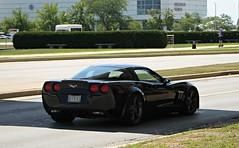 Chevrolet Corvette Grand Sport (C6) (SPV Automotive) Tags: chevrolet corvette grand sport c6 coupe sports car black