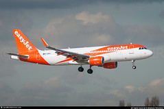 [ORY.2018] #EasyJet #U2 #EZY #A320 #G-EZRJ #awp (CHR / AeroWorldpictures Team) Tags: easyjet uk airbus a320214 wl msn cn 7762 eng cfmi cfm565b43 reg gezrj history aircraft first flight test daxar built site hamburg xfw delivered u2 ezy config cabin y186 landing a320 320 winglets unitedkingdom planespotting plane airplane aircrafts paris orly ory lfpo france nikon d300s nikkor 70300vr raw lightroom aeroworldpictures awp chr 2018