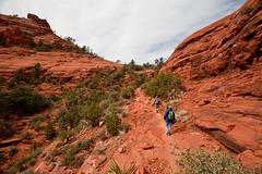 Hiking (Zack Mensinger) Tags: arizona 2018 canon5dmarkii outdoors desert sedona hiking