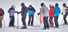 ski school (albyn.davis) Tags: people colors colorful red blue snow winter weatther bright vivid vibrant skiing massachusetts usa vacation travel