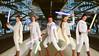 Star Wars Jedi Clone Army (Davien Orion) Tags: photoshopelements photomanipulation multiplicity flickrmultiplicity googlemultiplicity clones cloning starwars clonewars jedi lightsaber kamino womenwarriors women faestock deviantart