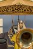 mariachi ghost (Robert Borden) Tags: mariachi trumpet ghost sombrero mim musicalinstrumentmuseum musical instrument museum phoenix arizona az fuji fujifilm fujixt2 fujifilmxt2 fujixfamily southwest usa northamerica detail