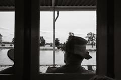 Hat (Poul_Werner) Tags: gothariver götaälv sverige sweden trollhättan bw blackwhitephotos blackandwhite ferie monochrome sommerferie summerbreak summervacation vänersborg västragötalandslän se