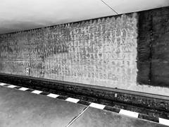 Besenreiser (h.d.lange) Tags: berlin peripherie baustelle ubahnhof ubahn bahnsteig bahnhof unterputz stromschiene gleis