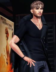 when the streets are talking they call my name (ajarabello) Tags: gabriel modulus lenox menswear mensdept mancave menjail wrong theowl buzzeri straydog bueno fameshed secondlife coldash amias