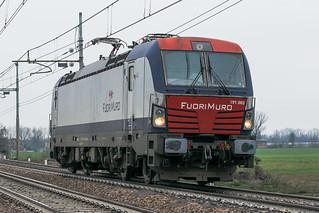 E 191 003 FuoriMuro