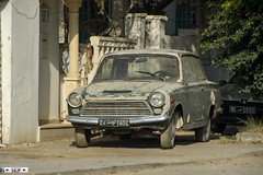 Ford Cortina MK1  Tunisia 2017 (seifracing) Tags: tunisia 2017 seifracing spotting services emergency europe rescue recovery transport traffic cars cops car vehicles voiture vehicle voitures trucks tunisie tunis tunesien taxi truck camion photography photos photographe seif security ford cortina mk1