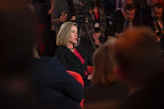Participation of Federica Mogherini, Vice-President of the EC at the GMF's Brussels Forum, March 2018