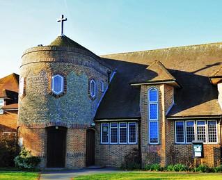 St, Luke's, Chyngton, Seaford