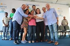 Com muito orgulho participei da entrega das chaves de 220 apartamentos do Residencial Bento Pestana Condomínio 1, em Niterói , região metropolitana do Rio de Janeiro. Esses imóveis fazem parte do programa Minha Casa, Minha Vida.