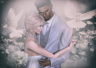 Kenshin and Rissa~Dreamy Wedding