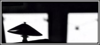Scene two, blurry dot