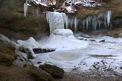 Andechser Wasserfall (Pixelkids) Tags: frozen wasserfall eis eiskunst andechs bayern andechserwasserfall winter explored kälte cold landschaft felsen wasser