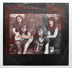 Anihilated The Ultimate Desecration A0284 (vinylmeister) Tags: vinylrecords albumcoverphotos heavymetal thrashmetal deathmetal blackmetal vinyl schallplatte disque gramophone album
