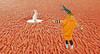 Lala, le mangeur de carottes (danieleclubfoto) Tags: carotte lapin déguisement carnaval