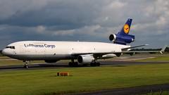 D-ALCA MD-11 Lufthansa Cargo (COCOAJAMESON) Tags: lufthansacargo lufthansa md11 md11f spotting sigma sigma50500mm aircraft aeroplane aviation avgeek airport aviationgeek airplane airliner av8 arrivals departure departing manchesterairport manairport manchester man canon cargo freighter frankfurt
