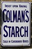 Colman's Starch (Ray's Photo Collection) Tags: station railway sign goathland nymr advert advertising colmans starch north yorkshire yorks moors preserved heritage steam standardgauge england uk train trains