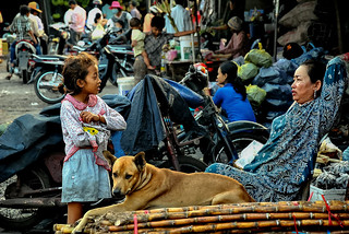 Conversation, Sihanoukville