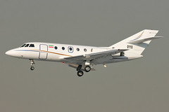 0110 - Falcon 20E - Iranian Air Force (Rui _Miguel) Tags: 0110 thr oiii iranianairforce tehran falcon20 mehrabad