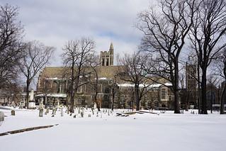 Trinity Cemetery, NYC