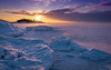 Cold af (Juho Mäkinen) Tags: cold winter seascape sea frozen finland sunset ice waterscape landscape nikon sigma purple hdr lightroom