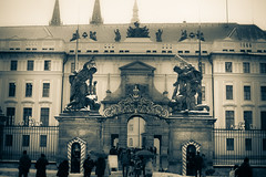 PRAGUE 2018 DAY 1-2 (Silver Kings) Tags: prague city travel urban travelling visitprague castle history church catholic architecture vintage beautiful landscape