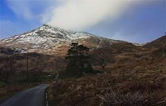 IMG_7398 (Sula Riedlinger) Tags: isleofmull mull scotland scottishlandscape landscape uklandscape britishlandscapes weather clouds cloud mountain winter winterlandscape snow snowscape wintersnowscene scenicroad scenicroute