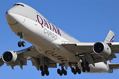 A7-BGB Qatar Airways Cargo Boeing 747-8F (Hamon Victor) Tags: a7bgb qatar airways cargo boeing 7478f aircraft avgeek airplane aviation avion airport spotter spotting canon eos victor hamon lebl bcn barcelona plane runway 25r spain 747 b747 7478 748 b748