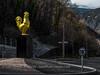 Andorra streets: Escaldes, E-E, Andorra city, the center, Andorra (lutzmeyer) Tags: 90mm andorra andorracity cg2 carreteradelobac ee escaldes europe iberia iberianpeninsula lutzmeyer pirineos pirineus pyrenees pyrenäen art baixa below bild carrer center centre city ciudad ciutat escultura foto fotografie hauptstrasse hivern iberischehalbinsel image imagen imatge invierno kreisverkehr kunst lutzlutzmeyercom mainroad marc march marzo mfmediumformat märz photo photography picture rondell rotonda roundabout sculpture skulptur stadt stadtgebiet strasse street town unten winter escaldesengordany