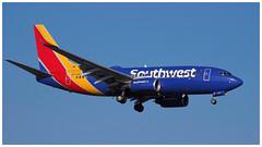 N777QC (gankp) Tags: ronaldreagannationalairport dca airplanespotting arrivals southwest