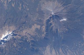 Iztaccíhuatl and Popocatépetl, Mexico