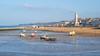 Herne Bay harbour & clock tower (Aliy) Tags: hernebay kent coast sea harbour clocktower