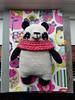 A little panda called Lola (sukigirl74) Tags: crochet ami amigurumi lolapanda animalfriendsofpicapau yanschenkel handmade