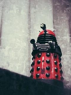Daleks have no concept of elegance!