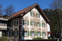 Bavarian house (Raffa2112) Tags: baviera casadipinta germania germany bavaria paintedhouse canoneos750d raffa2112 oberammergau