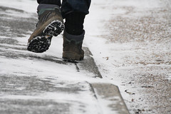 Snow boots (jessica-h) Tags: snow winter beastfromtheeast londonsnow snow2018 getsurrey surrey guildford guildfordsurrey surreyflickr surreyhills britain unitedkingdom uk greatbritian britishphotographers surreyphotographers youngphotographer studentphotographer youngadult outdoors cold season hiver outside stormemma zoomlens canon canoneos canoneos1000d canonphotography shoes feet boots walking footprints ice