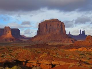 Monument Valley, Navajo Tribal Park #1