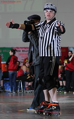 IMG_1117 crop 1 (KORfan) Tags: referees officials madrollindolls reservoirdolls unholyrollers rollerderby