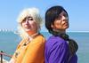 Annabeth and Reyna (Jupiter Photography) Tags: annabethchase annabeth chase percyjackson percy jackson heroesofolympus reyna avila ramirez arellano