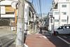 Tokyo.品川区西品川 苗木原ガード近く (iwagami.t) Tags: 201802 fujifilm fuji xt1 xf14mm japan tokyo city town urban street building bicycle train road