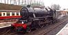 "'Black 5"" 45212 - 5MT 4-6-0 (wontolla1 (Septuagenarian)) Tags: elr east lancashire lancs railway 45212 black5 locomotive loco bury bolton street steam station lms mainline william stanier black five engine train"