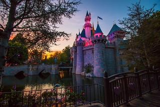 Castle Sunset 3_11_2018 *EXPLORE*