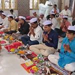 20171019 - Chopda poojan in Swaminarayan Mandir (14)