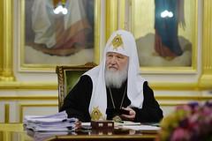 12. Заседание Священного Синода РПЦ 07.03.2018